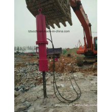 Excavadora Montada Big Hydraulic Rock Splitter
