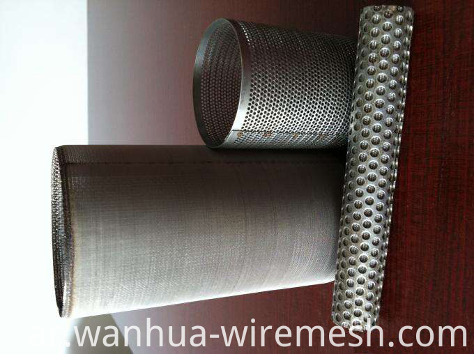 beer filter wire mesh equipment