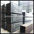 SS400 ERW Vierkant / Rechteckstahlrohr / Hohlprofil