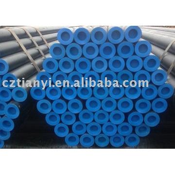 Suministra tubos y tubos sin costura de acero al carbono ASTM A106B