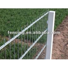 6/5/6 mm y 8/6/8 mm del panel de valla de alambre doble (fábrica)