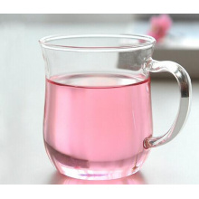 Heat Resistance Glass Single Wall Coffee Mug