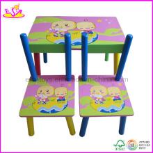 Bureau et chaise pour enfants (W08G083)
