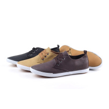 Men Shoes Leisure Comfort Men Canvas Shoes Snc-0215007