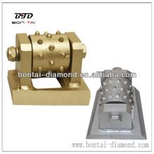 Martillo martillo herramientas-martillo de diamante para la superficie del lichí