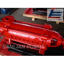 Type D Multistage Centrifugal Water Pump with Factory Price