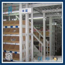 Estante de armazenamento de sótão Mezzanine Floor from China