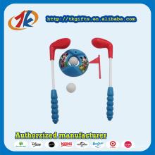 Werbeartikel Kunststoff Sport Spielzeug Mini Golf Set Spielzeug