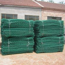 Malla de PVC Gabion con Malla Hexagonal / Malla