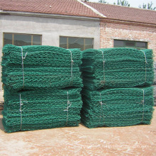 PVC Gabion Mesh with Hexagonal Wire Mesh/Netting