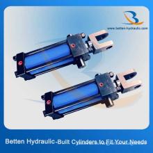 Cilindros de barra de acoplamiento para equipos industriales