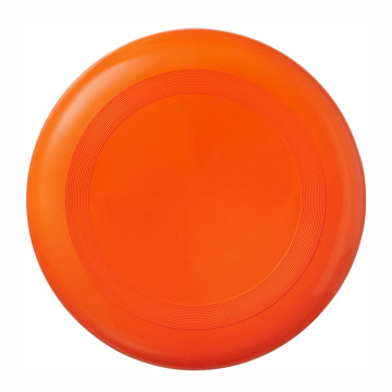 Promotional Gift PP Plastic Frisbee Dog Playing Disc