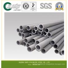 Pipe Sizes 1.4539 Tubo sem costura de aço inoxidável