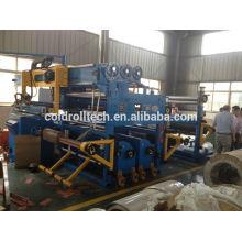 Máquina de enrolamento de folha de baixa tensão