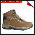 Chaussures de sécurité style Hiker avec empeigne en cuir et bout en acier