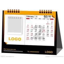 Printing Desk Calendar