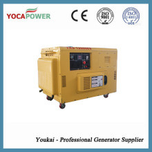 50Hz/60Hz Four Stroke Engine Silent Diesel Generator Set