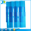 Feuilles en polycarbonate personnalisées à la vente chaude pour la feuille plastique de construction