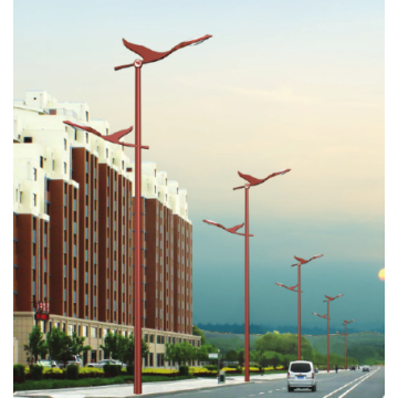 Asymmetrisk LED Street Lamp