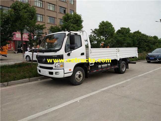 Light Cargo Transport Vehicles