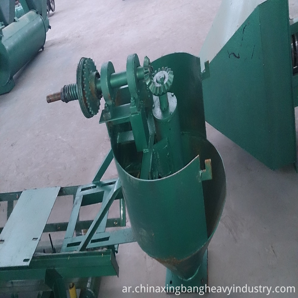 FEEDER for plastic extruding mahcine