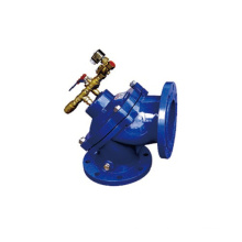 Cast Iron Flanged Mud Valve (GA100S)