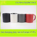 Manufacturer Supply 20oz Color Glazed Ceramic Mug for Europe Market