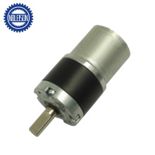 High Torque 12V 24V Electric DC Motor with Planetary Gear