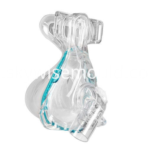 Medical Oxygen Mask Moulding