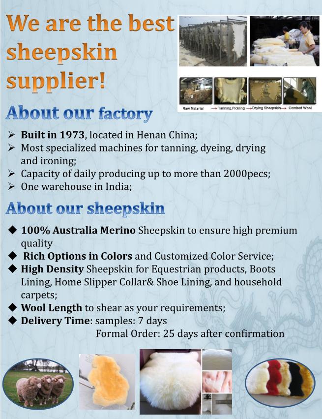 Winter Sheepskin Gloves