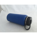 30oz Wide Mouth Stainless Steel Insulated Sports Bottle
