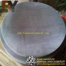 Disco de malla de alambre de diámetro grande