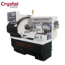 Único eixo stepless velocidade regulamento cnc torno máquina fabricante CK6132A