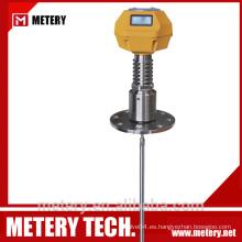 Medidor de nivel de radar de ondas guiadas serie MT100LR de METERY