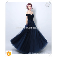 Christmas Promotion!!! Women Fashion Sexy Long Black Lace Evening Dress Off Shoulder Elegant Homecoming Formal Dinner Dress