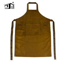Chef Apron  barbershop Leather Strap work apron for women