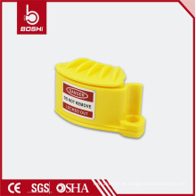 Única ferramenta exclusiva e portátil! OEM Industrial Waterproof Plug Lockout BD-D46