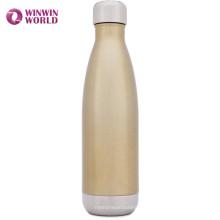 Botella de agua inoxidable del vacío de la etiqueta privada de la cola del OEM de la FDA