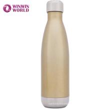 Bouteille d'eau inoxydable de vide de label privé portatif de Cola d'OEM de FDA