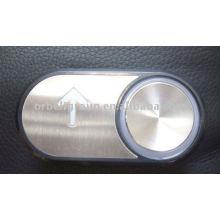 Bouton poussoir d'ascenseur, bouton d'appel, COP, pièces de levage