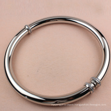Round design stainless steel Shower Door pull Handles