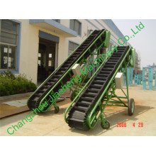 STC Series Mobile Retractable Lifting Feeder