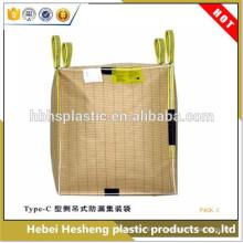 Boa qualidade Saco de FIBC condutora fabricado na China
