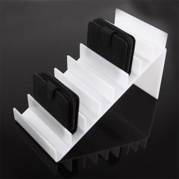 100% Acrylic Purse Rack / Wallets Rack