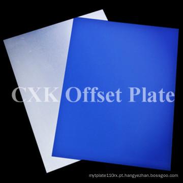 Placa de impressão térmica CTP de impressão longa