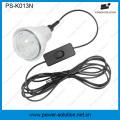 off Grid Solar Home Lighting Kits with 2bulbs USB Charger