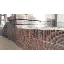 S235JR section carrée creuse / tube carré