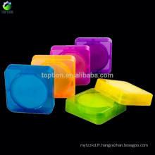 50 millimètres / 0.80 um, 100pcs / boîte, membrane filtrante micro de séparation de membrane en nylon