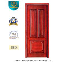 Puerta de seguridad de estilo europeo simplificada (s-1007)