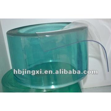 Cortina de tira antiestática super clara do PVC